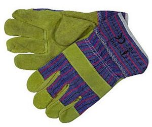 PAIR OF RIGGER WORK GLOVES